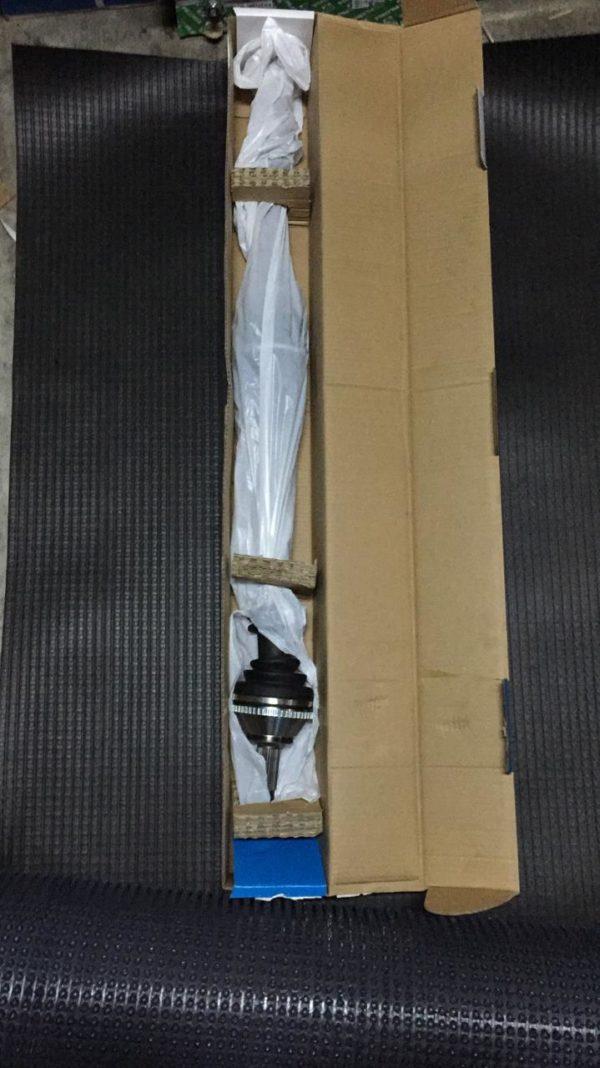 Привод передний правый X244 R16 МЛГУ AW4415