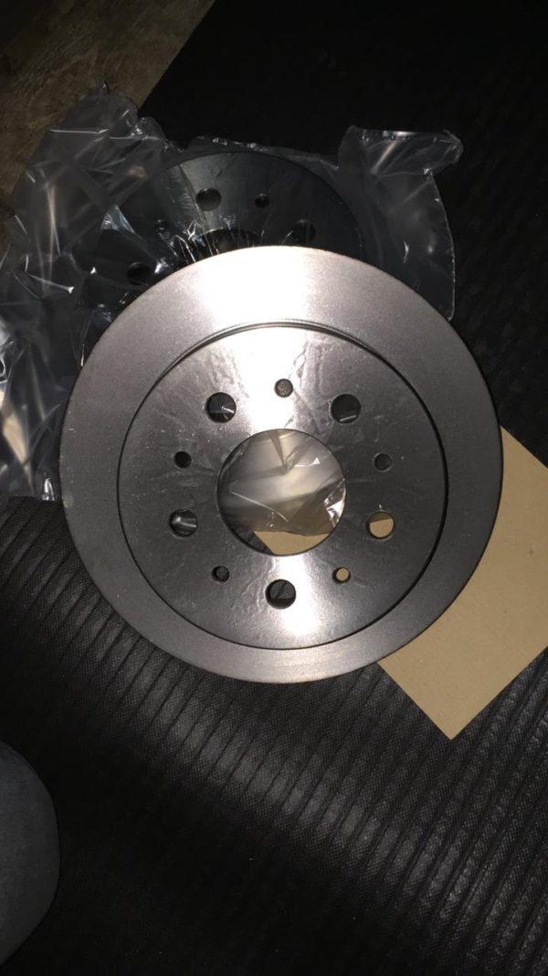 Диск тормозной задний X244 R16 BS5166