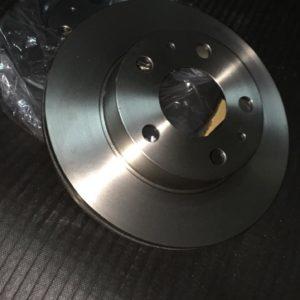 Диск тормозной передний X244 R15 K000487