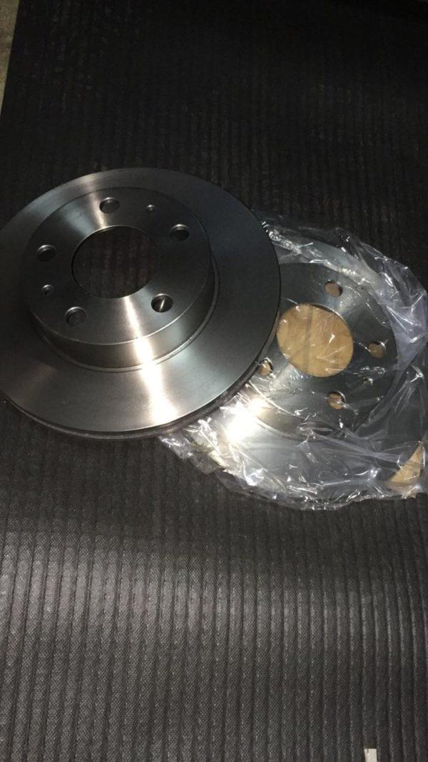 Диск тормозной передний X250 R15 28мм K001550