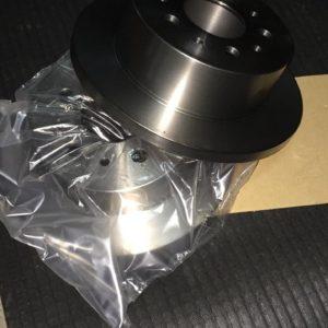 Диск тормозной задний X250 R15 K010636